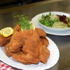 Steirisches Backhendl